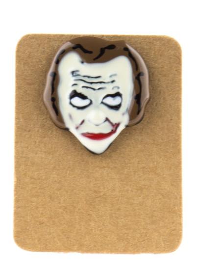 Metal Joker Enamel Pin Badge