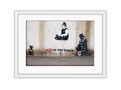 Abuse Force Photo Print