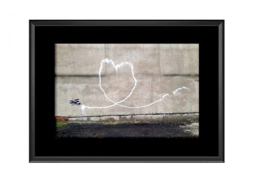Aircraft Love Photo Print