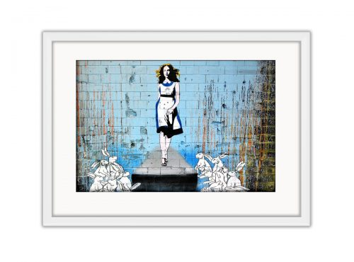 Alice Catwalk Photo Print