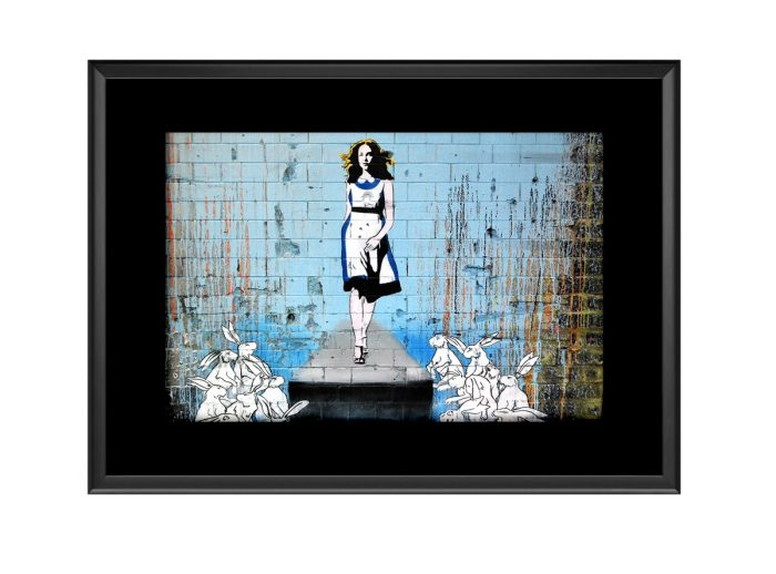 Alice Catwalk Photo Print