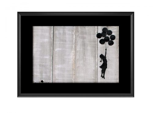 Balloon Girl  Photo Print