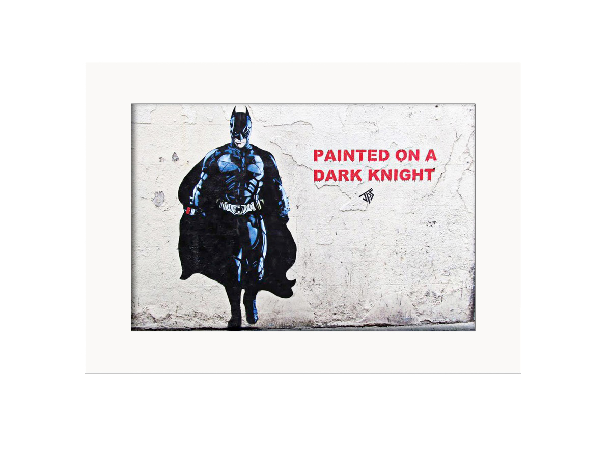 Batman  Photo Print