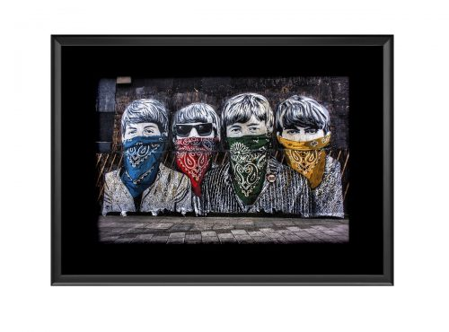 Beatles Bandit  Photo Print