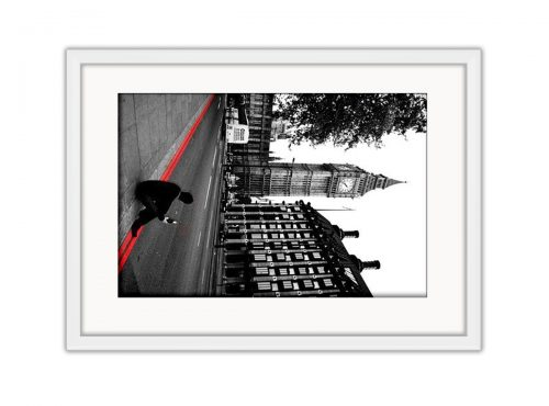 Big Ben Man Photo Print