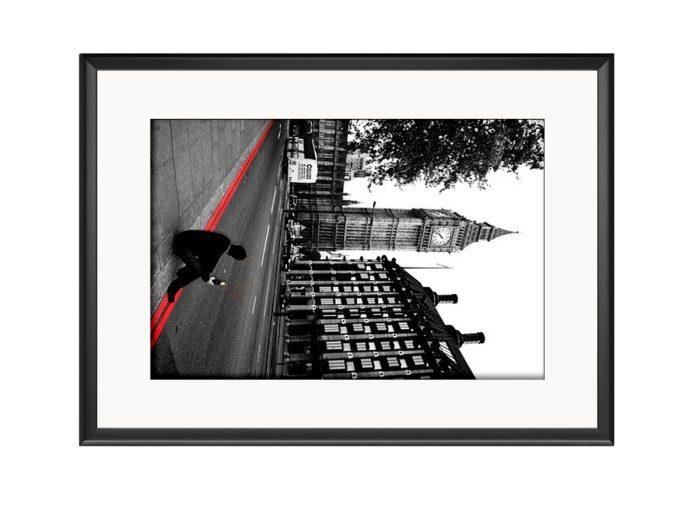 Big Ben Man Photo Print