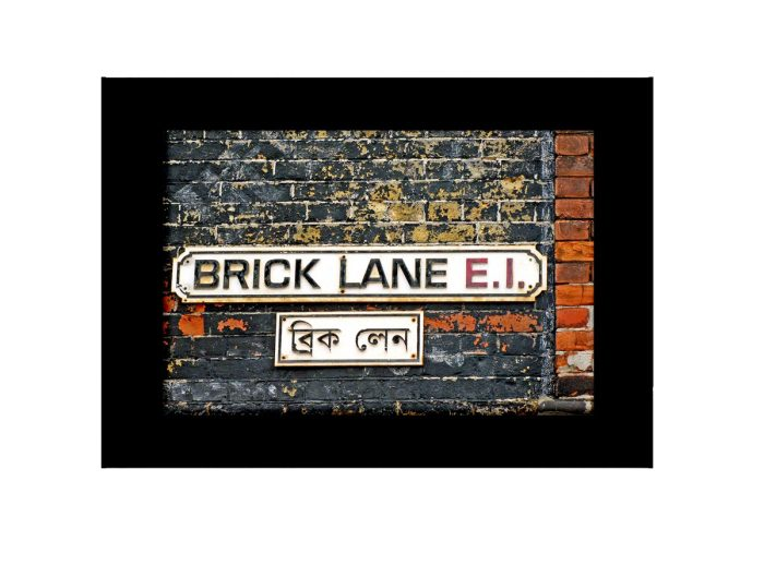 Bricklane  Photo Print
