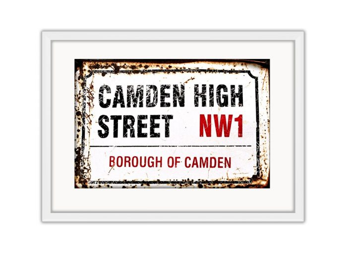 Camden High Street  Photo Print
