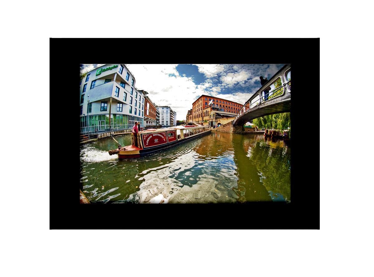 Camden Canalboat  Photo Print