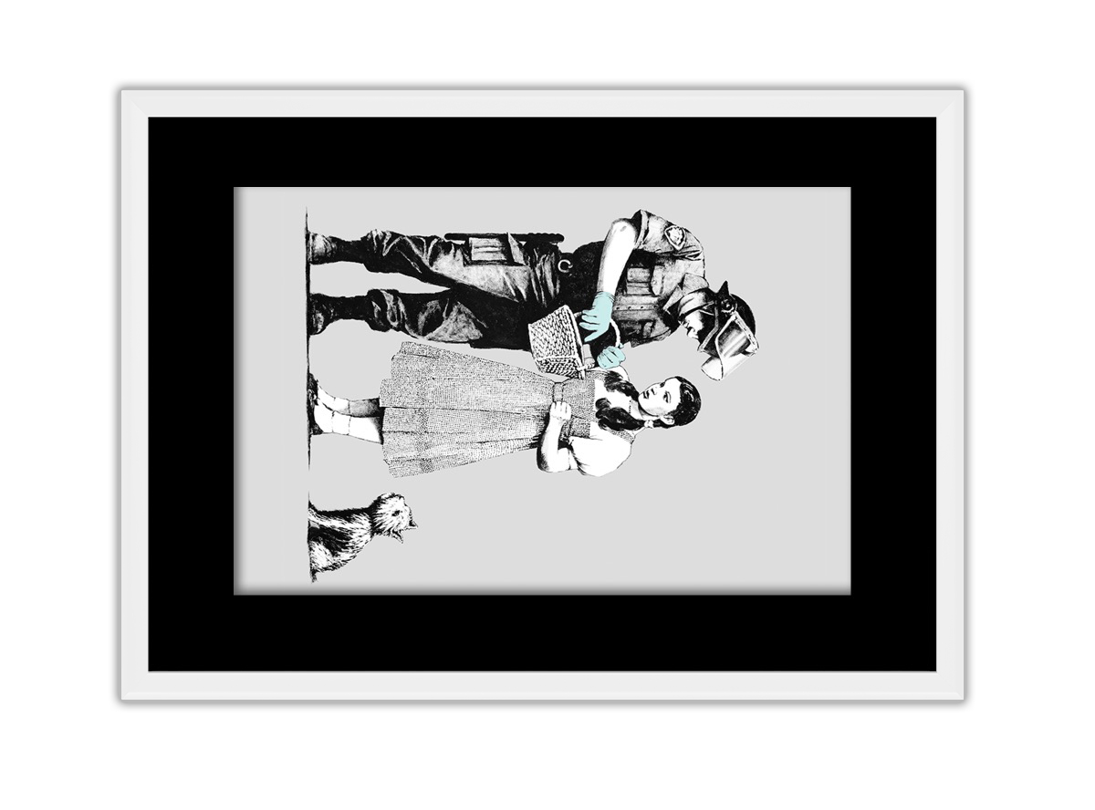 Doroty Stop and Search  Photo Print