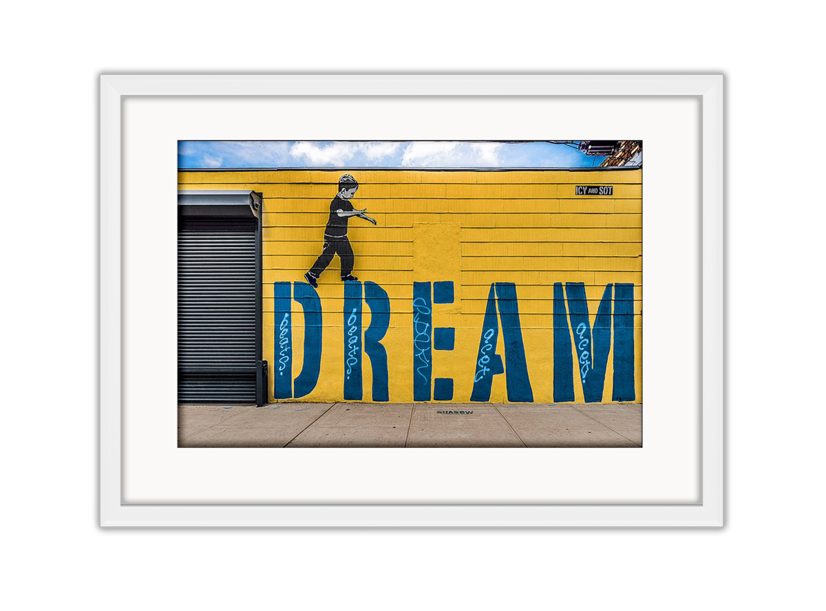 Dream Boy  Photo Print