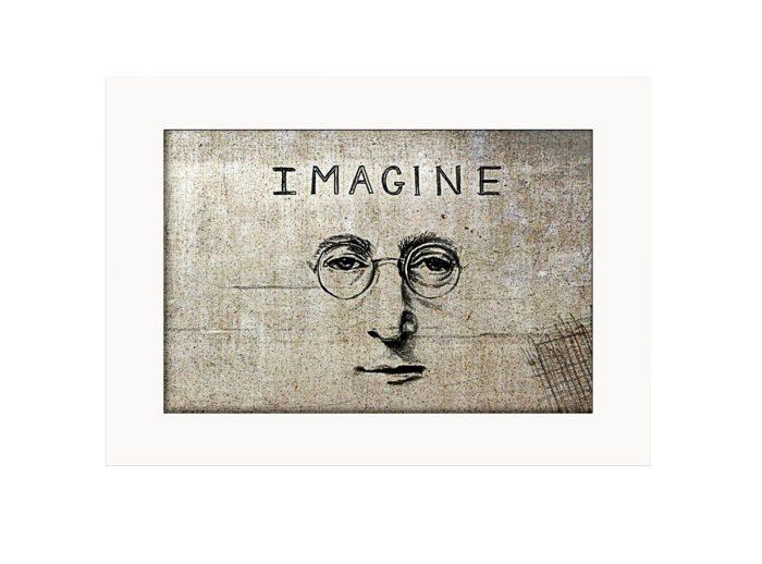 Imagine John Lennon Photo Print