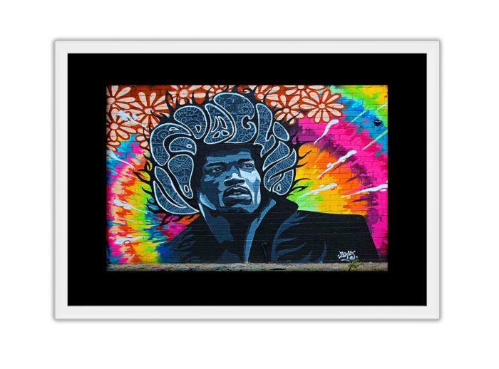 Jim Hendrix Photo Print