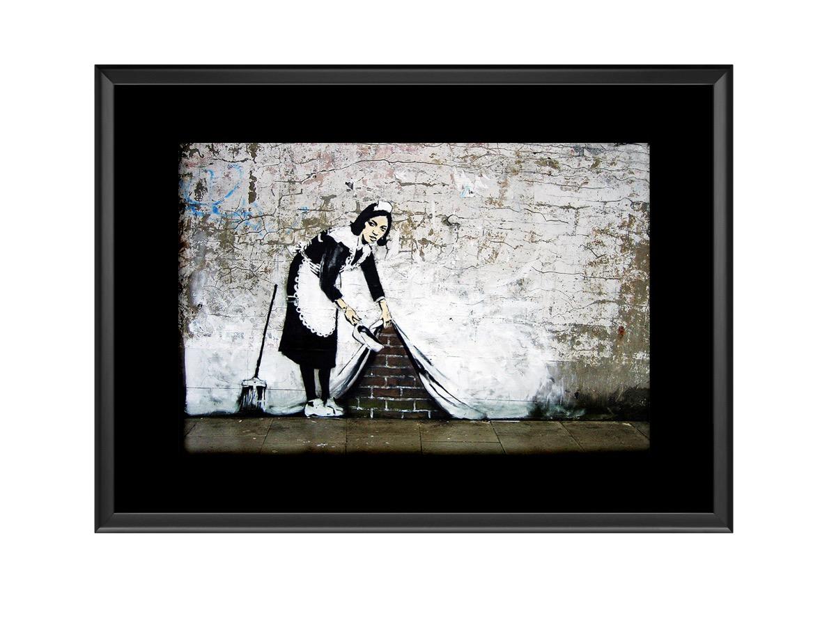 Maid  Photo Print