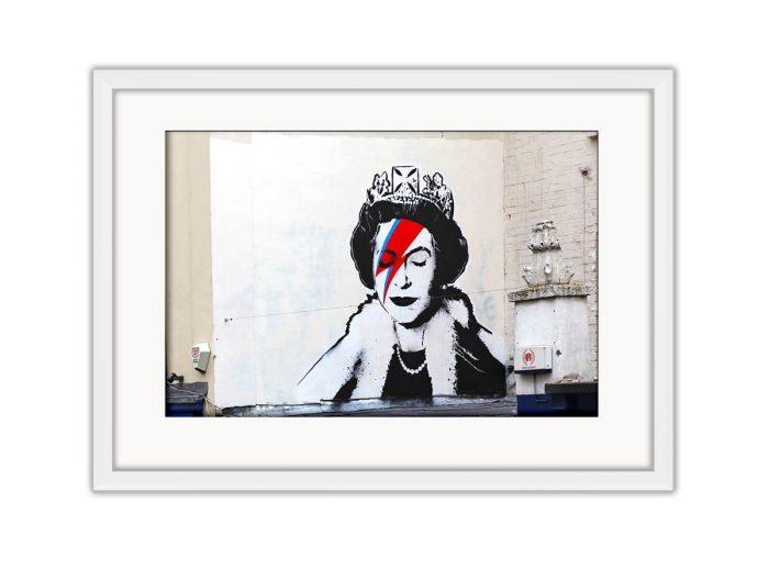Queen David Bowie Photo Print