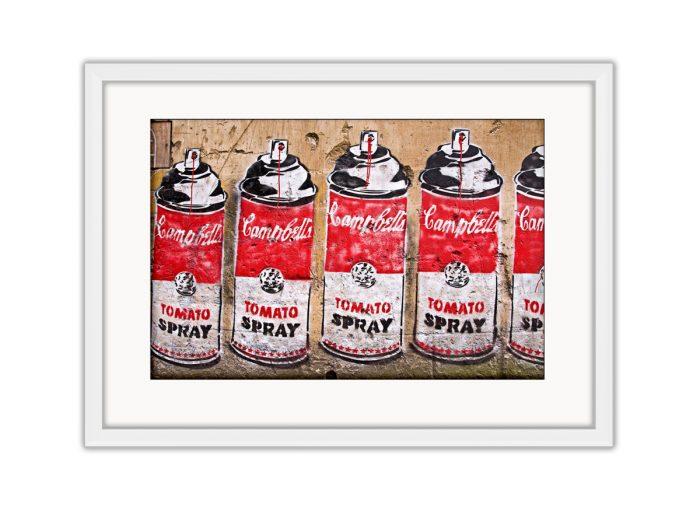Tomato Spray  Photo Print