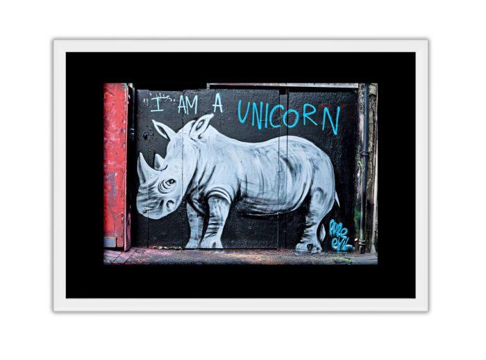 I'm Unicorn  Photo Print
