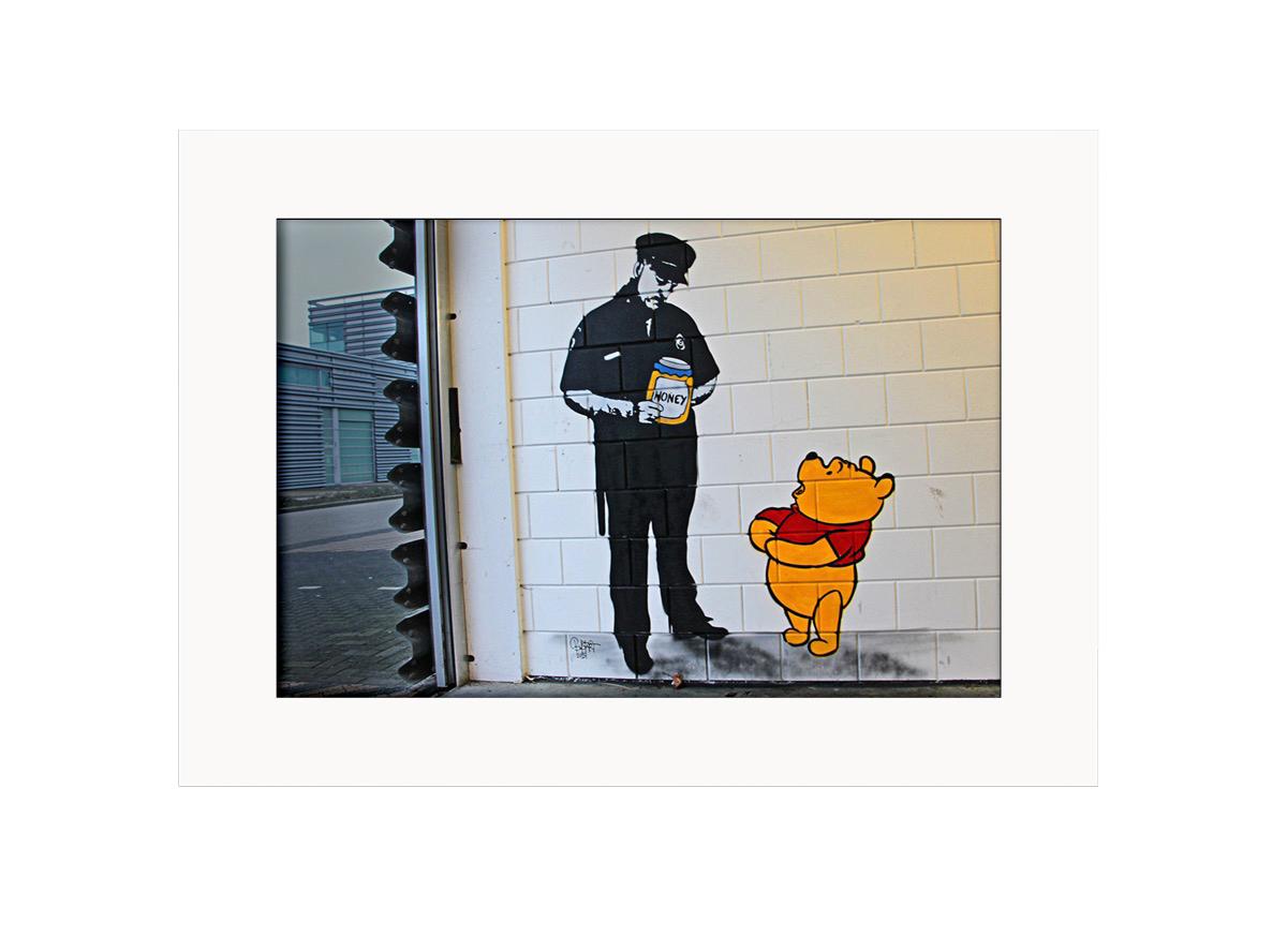 Winine Pooh  Photo Print