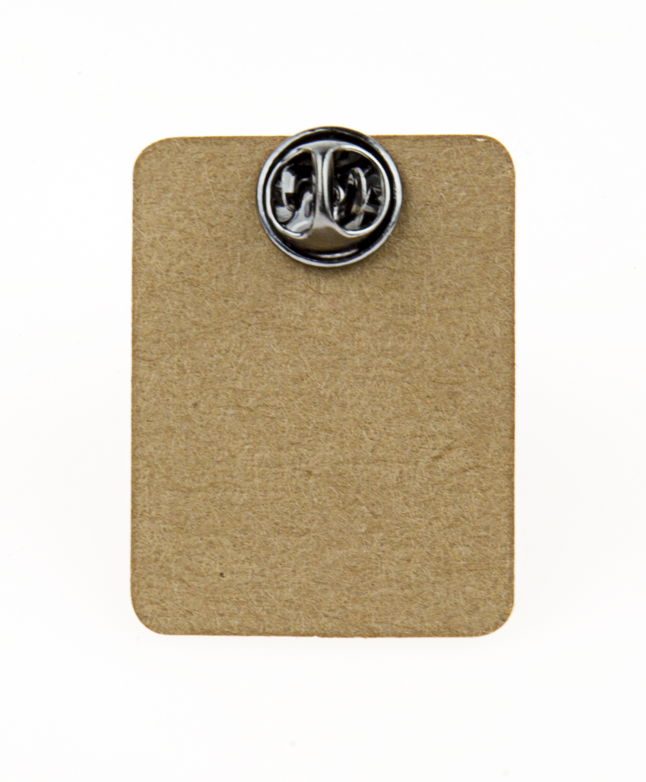 Metal Teddy Bear Heart Enamel Pin Badge